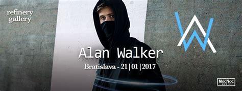 alan walker live alan walker live ticketportal vstupenky na dosah