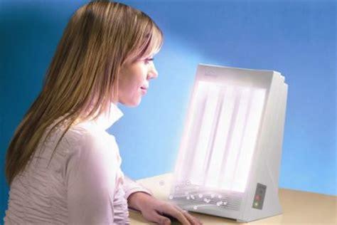light therapy l for depression depression light method
