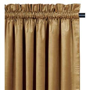 How To Make Bed Drapes Lucerne Cotton Rod Pocket Curtain Panel Wayfair