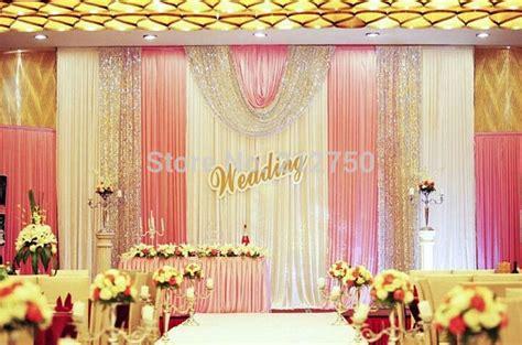 backdrop design price compare prices on elegant wedding backdrops online