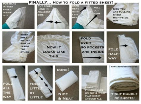 how to fold bed sheets my favorite diy projects my honeys place
