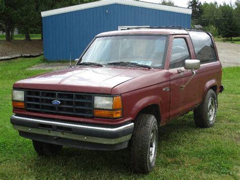 tire pressure monitoring 1989 ford bronco auto manual 1989 ford bronco ii xl ford f150 jeep laredo and ford bronco k bid