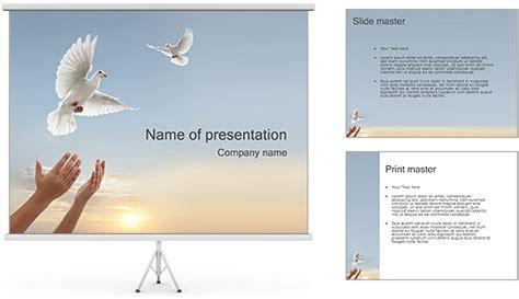 Kostenlose Vorlagen Power Point Kostenlose Tauben Powerpoint Vorlagen Und Hintergr 252 Nde Id 0000001418 Smiletemplates