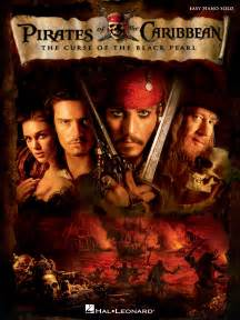 the pirates of the caribbean series pirates of the caribbean the curse of the black pearl