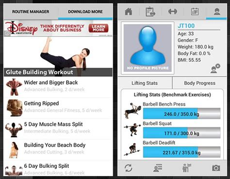 top 20 workout apps for android top apps