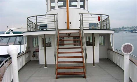 seattle boat rental rates quot the steamer virginia v quot passenger boat rental in seattle