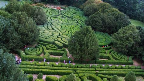 andr 225 ssy castle hedge maze listed as world s tenth best