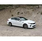 2016 Kia Optima First Drive
