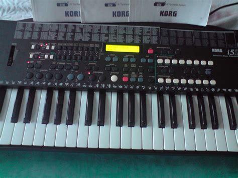 Keyboard Korg I5s korg i 5s image 126756 audiofanzine