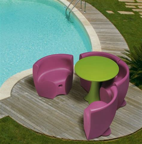 plastic outdoor furniture from myyour fresh european