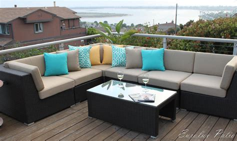 outdoor patio furniture sectionals how to choose your next outdoor sectional euroluxpatio