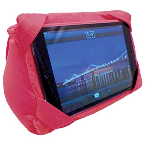 ipad holder for bed or sofa pillow stand ipad tablet holder bed stand multi function