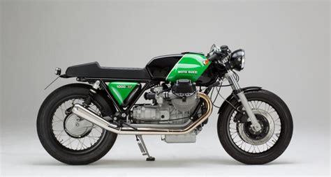 Motorrad Heck Englisch by Schwarz Gr 252 Ne Hornisse Kaffeemaschine Guzzi Cafe Racer 9