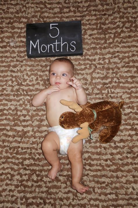 A Month Of Being A Mrs by Being Mrs Moose 5 Months