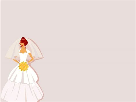 Bridal Beauty Ppt Template Bridal Beauty Ppt Background Wedding Powerpoint Templates Free
