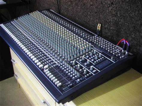 Mixer Behringer Eurodesk behringer eurodesk mx3282a image 504575 audiofanzine