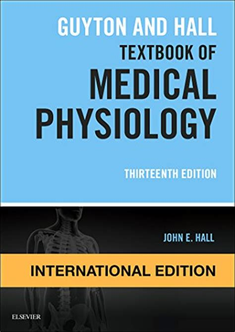 Guyton And Textbook Of Physiology 13ed guyton and textbook of physiology