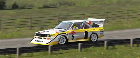 Audi Quattro S1 Group B by Bsimracing