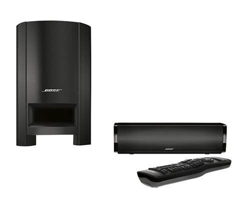 run bose 174 cinemate 174 15 home theater speaker system only