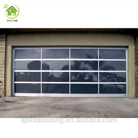 1000 ideas about glass garage door on garage