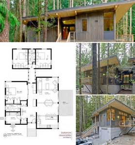 Cabin Plans Modern Best 25 Small Modern Cabin Ideas On Modern