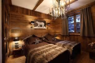 Interieur Chalet Bois D 233 Co Int 233 Rieur Style Chalet Id 233 Es Pour Atmosph 232 Re Chaleureuse