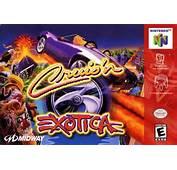 Cruisn Exotica Nintendo 64 Game