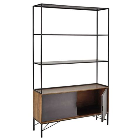 metal ladder bookcase 1000 ideas about metal bookcase on bookcases