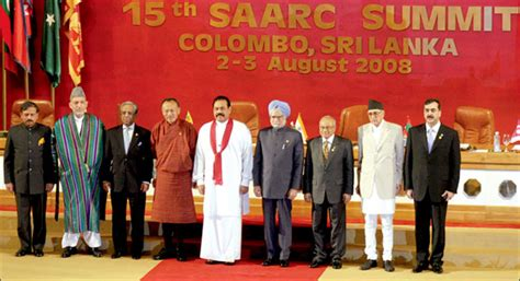 saarc summit latest news photos videos on saarc summit features online edition of daily news lakehouse newspapers