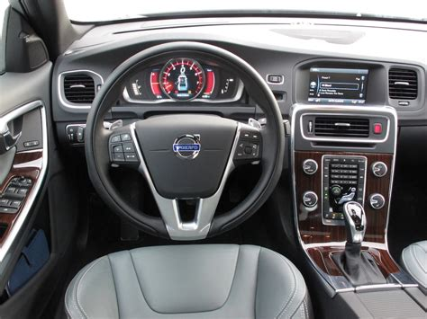 Volvo S60 Interior Photos by Image Gallery 2014 Volvo Interior