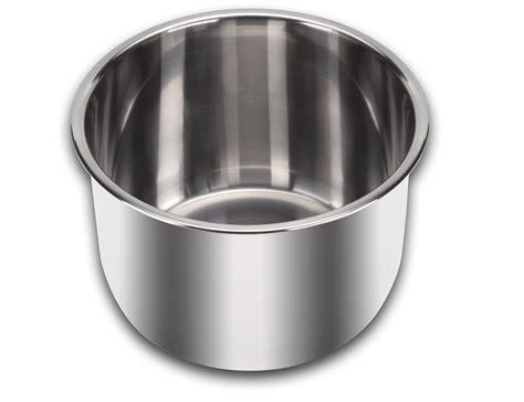 Miyako Inner Pot Rice Cooker 0 6 L instant pot 6l stainless steel inner pot instant pot uk