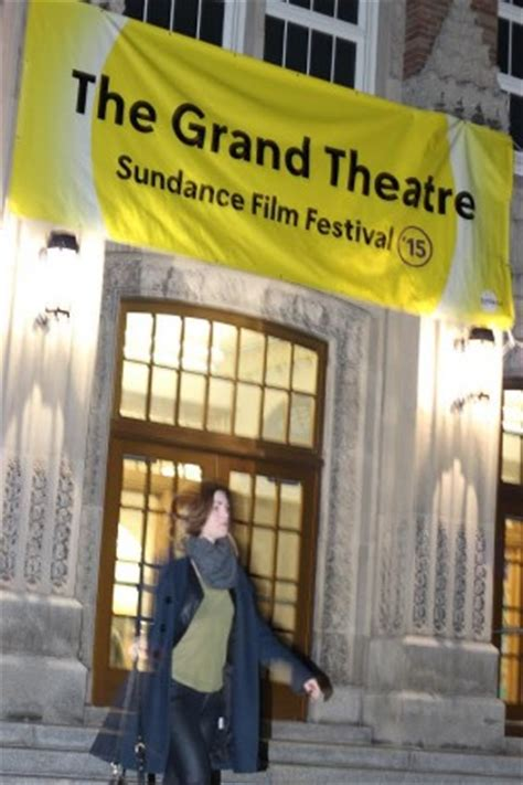 Say Wow At Sundance by Isn T It Grand Patrons Say Slcc Outperforms As Newest