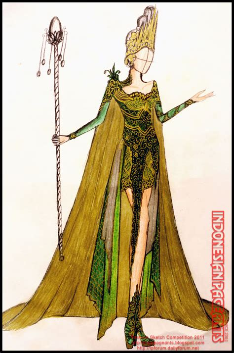 ip fashion sketch competition  top  national