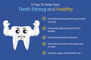 How To Keep by Best Ways To Take Care Of Your Teeth And Keep Them Strong