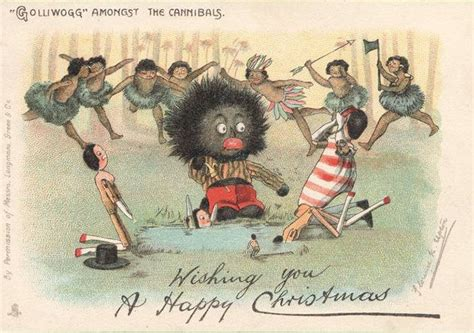 victorian christmas cards    creepy   times lookward