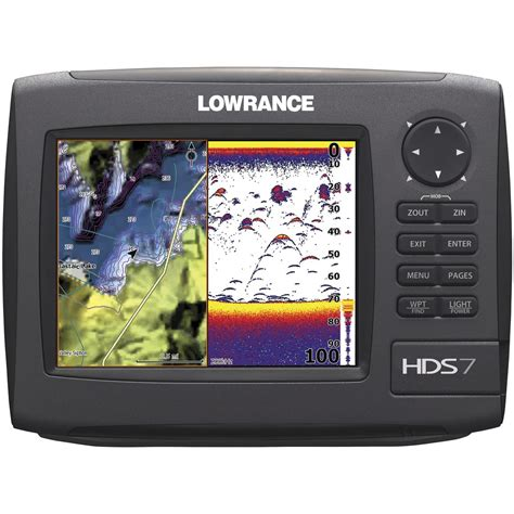 by type lowrance lowrance hds 7 gen 2 fishfinder gps chartplotter with