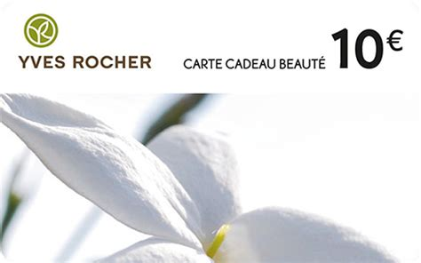 Yves Rocher Gift Card - product balance checkers