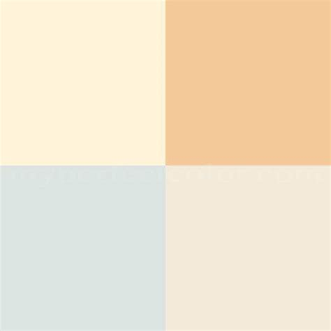 apartment color scheme user created on myperfectcolor benjamin colors pale straw