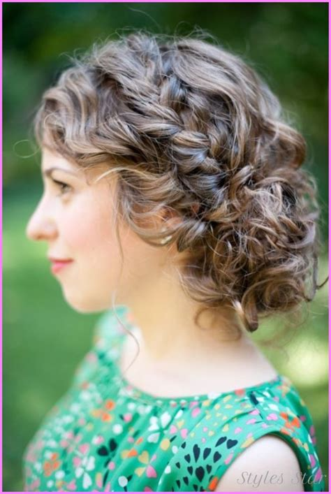 hairstyles curly hair games bridal hairstyles naturally curly stylesstar com