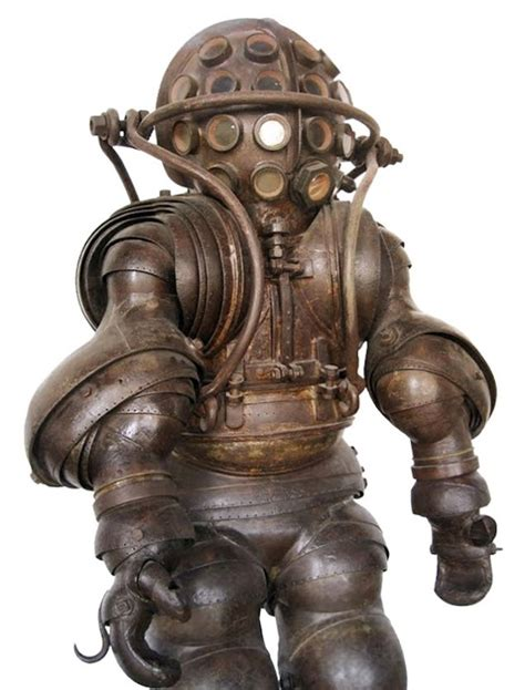 dive suit the strange and wonderful history of diving suits from