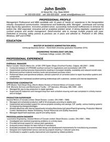 Bar Manager Resume Exles by Overhaul Manager Resume Template Premium Resume Sles Exle