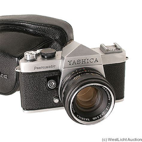 yashica value yashica pentamatic i price guide estimate a value
