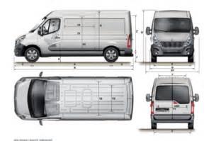 Renault Master Dimensions Renault Master 3 Dimensions