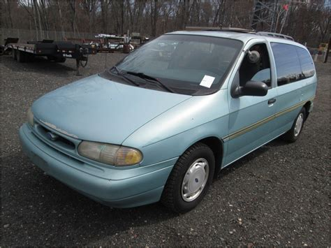 1996 Ford Windstar by 1996 Ford Windstar Minivan For Sale 102 Used Cars From 995