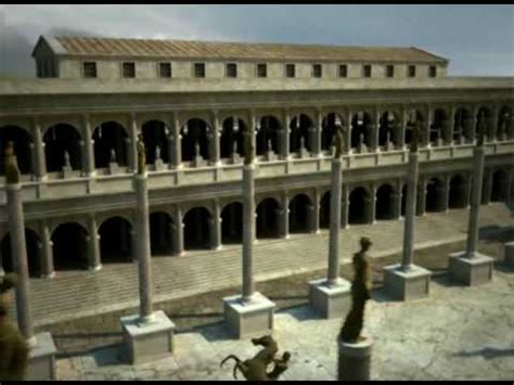 Next Srl Roma by Forum Romanum Reconstructed C By Archeolibri S R L