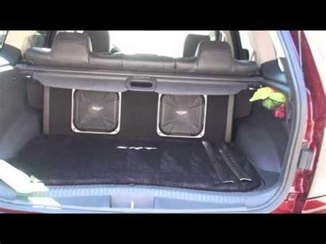 jeep grand sound system upgrade 2008 jeep grand srt 8 dual kicker system sound
