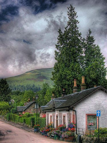 loch lomond cottage scotland would be an amazing jigsaw