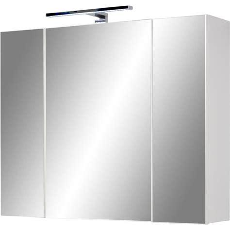 armoire salle de bain miroir triptyque miroir triptyque salle de bain maison design bahbe