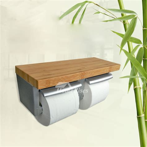 toilet paper holder with shelf wood toilet paper holder with shelf wood abs