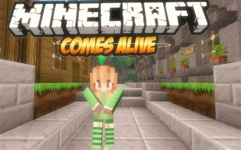 In Comes Alive by Comes Alive Mod For Minecraft 1 12 2 1 10 2 1 9 4 1 9 1 8